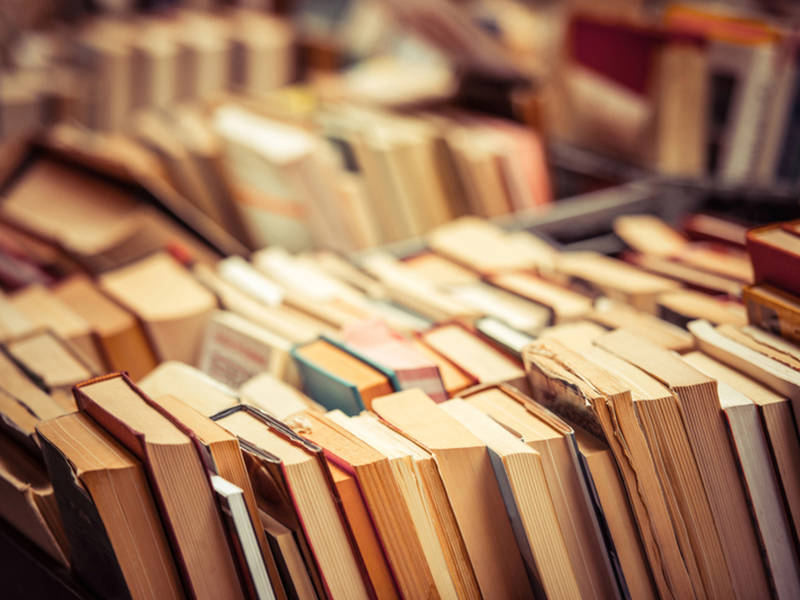 Everything You Need To Know For Park Slopes Book Sale Next Week