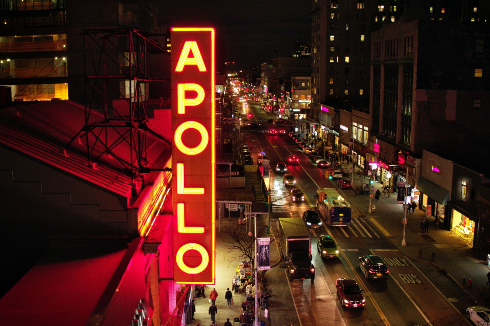 'The Apollo' Doc About Harlem Theater to Premiere at Tribeca Film Fest