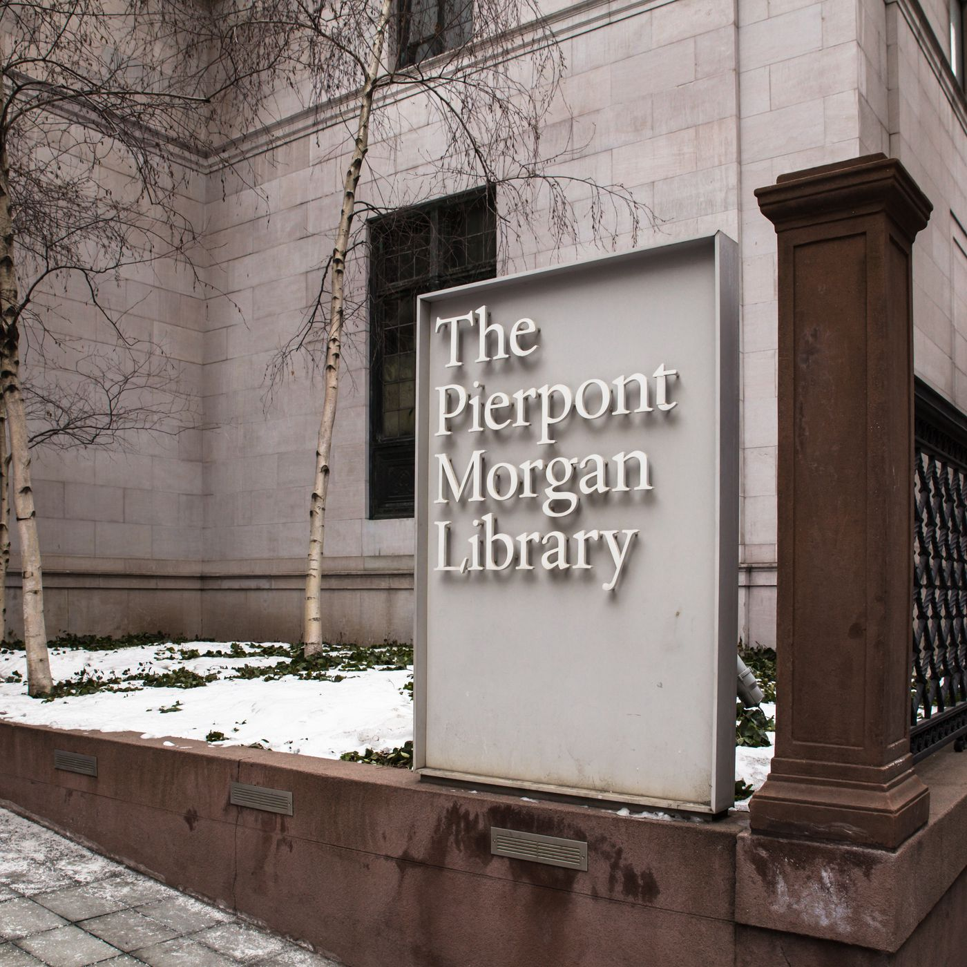The Morgan Library's Charles McKim-designed landmark building to get a facelift