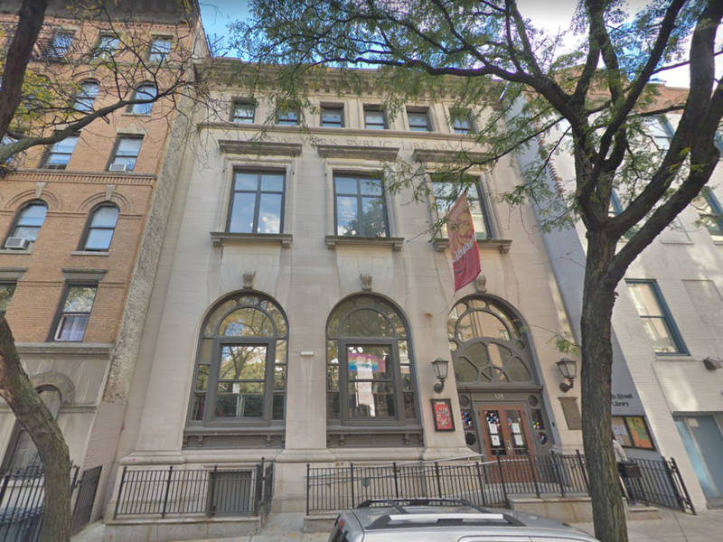 East 67th Street Library To Close For Renovations