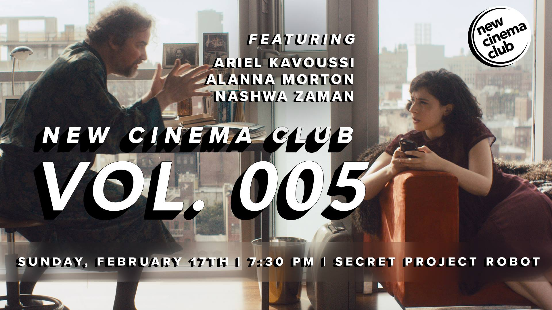 New Cinema Club - Vol. 005