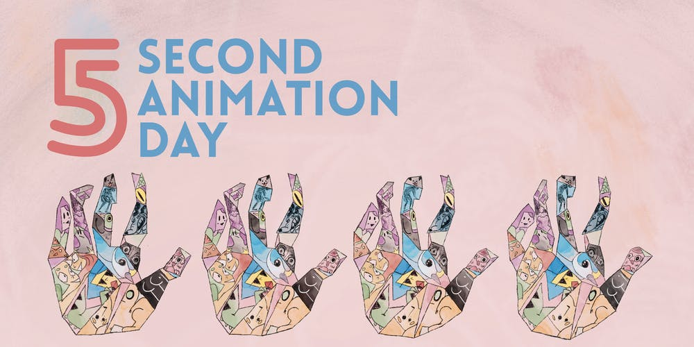 Titmouse Presents 5 Second Animation Day 2019